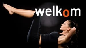 trainende vrouw Houben Personal Training